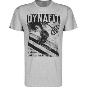 Dynafit Heritage Cotton SS Tee Men nimbus melange
